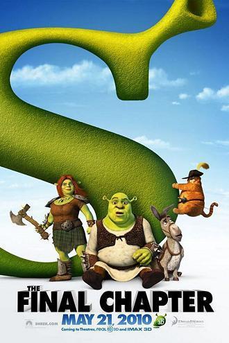 Daylightpeople.com  Shrek 4 en 3D – Bande Anonnce