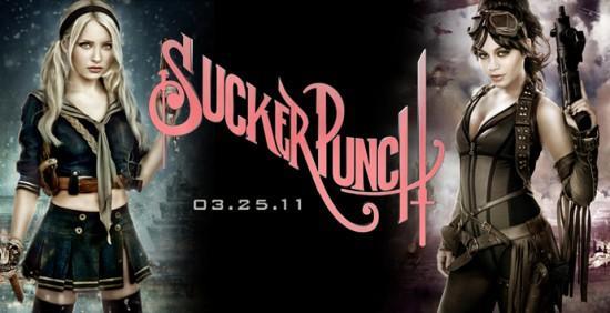 SuckerPunch - bande annonce - https://www.daylightpeople.com - 1er site de bande demo - Acteur - Actrice - Comédien