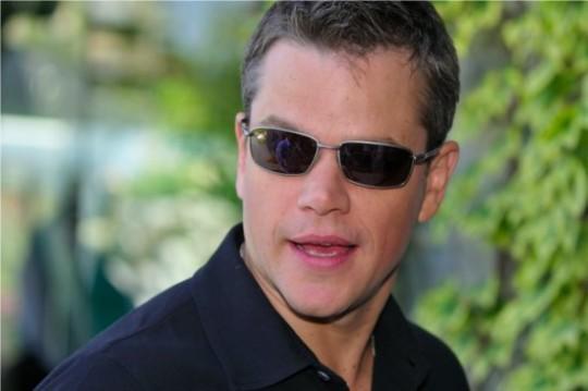 Daylightpeople.com Matt Damon recherche des figurants pour un film au contenu écologique
