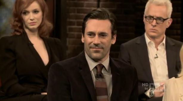 Daylightpeople.com Inside The Actors Studio - The Cast & Creator of Mad Men