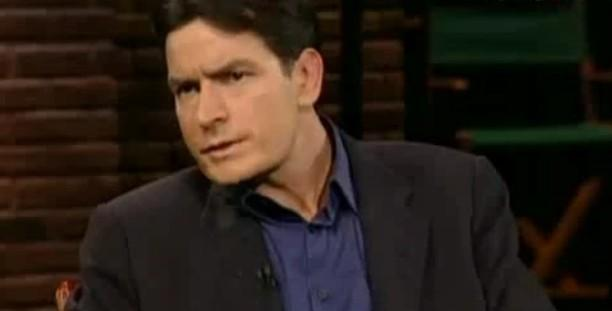 Daylightpeople.com Inside The Actors Studio - Charlie Sheen