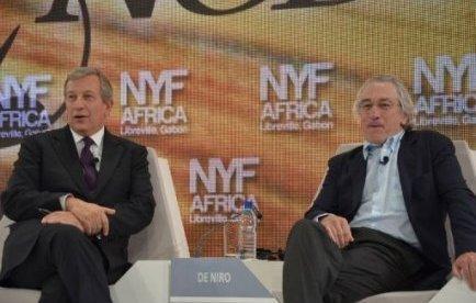 Daylightpeople.com New York Forum Africa: De Niro croit en un cinéma africain