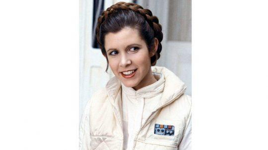 L'assurance de l'actrice Carrie Ficher : 50 Millions pour Disney