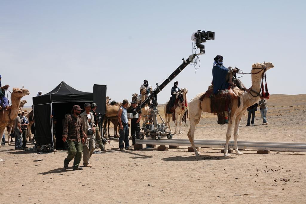 Aide aux productions cinématographiques étrangères