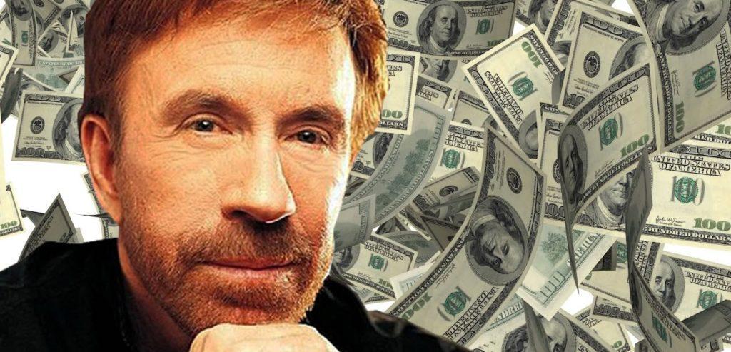 Chuck Norris réclame 30 millions de dollars à CBS