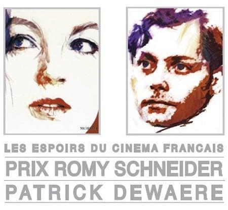 Prix Romy-Schneider et Patrick-Dewaere 2017 les Nominés :