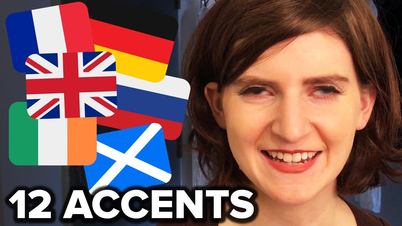 Daylightpeople.com How To Do 12 Different Accents