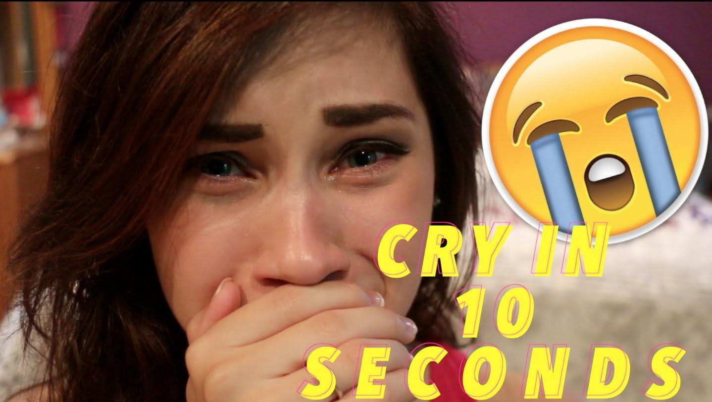 Daylightpeople.com HOW TO CRY IN 10 SECONDS / ACTING TIP | JENNA LARSON
