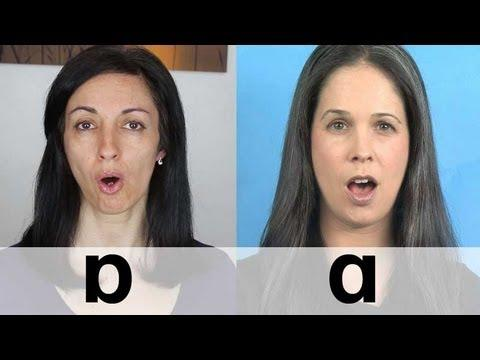 Daylightpeople.com American vs. British English - Vowel Sounds - Pronunciation differences