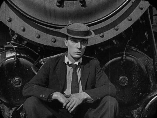 Daylightpeople.com Buster Keaton - The Art of the Gag