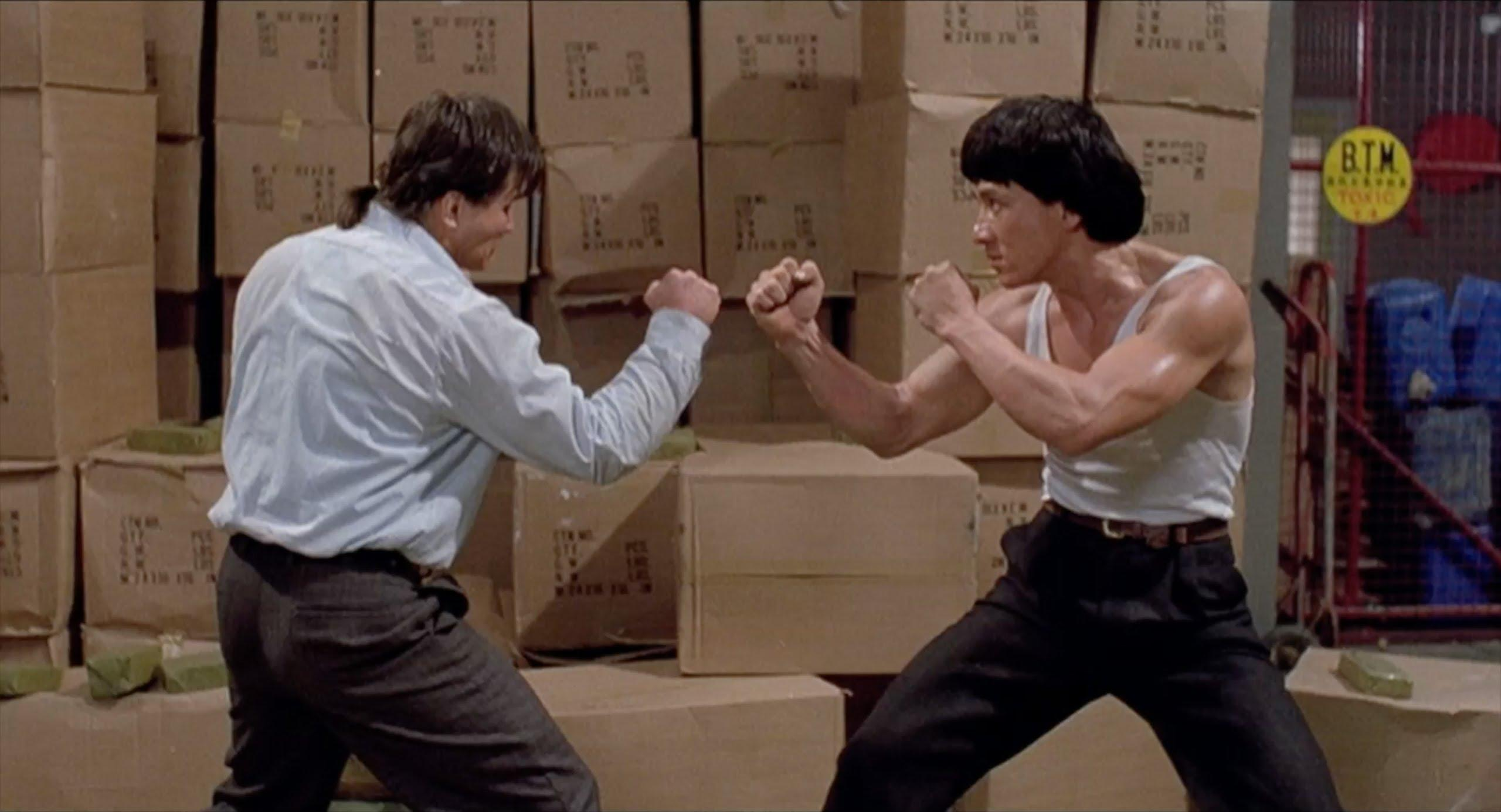 Daylightpeople.com Jackie Chan - How to Do Action Comedy