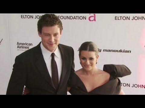 Daylightpeople.com Lea Michele and Cory Monteith Talk Love on Inside the Actors Studio