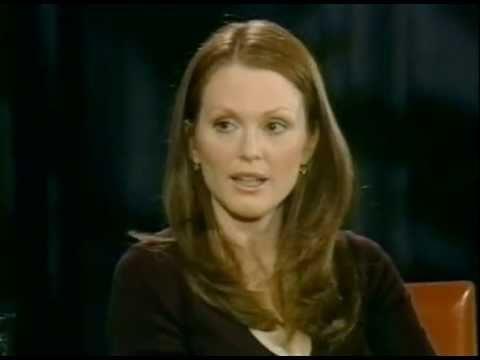Daylightpeople.com The Frisch Studio - Julianne Moore on Inside The Actor's Studio