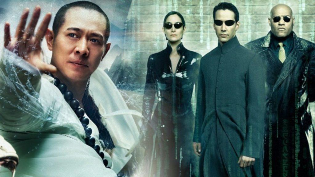 Daylightpeople.com Jet Li explique pourquoi il a refusé de jouer dans les suites de Matrix