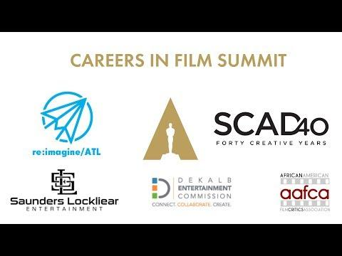 Daylightpeople.com Careers In Film Summit - Atlanta