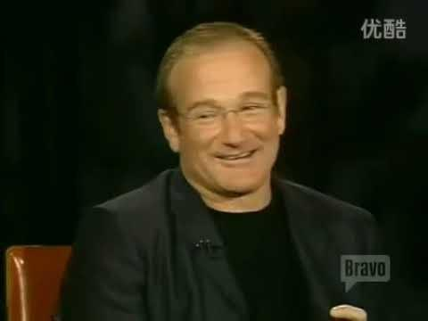 Daylightpeople.com Robin Williams Inside The Actors Studio