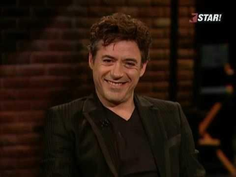 Daylightpeople.com Robert Downey Jr -  Inside the Actors Studio interview