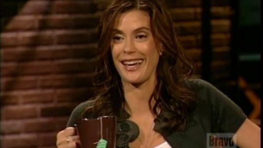Daylightpeople.com Teri Hatcher on Inside The Actors Studio 2006
