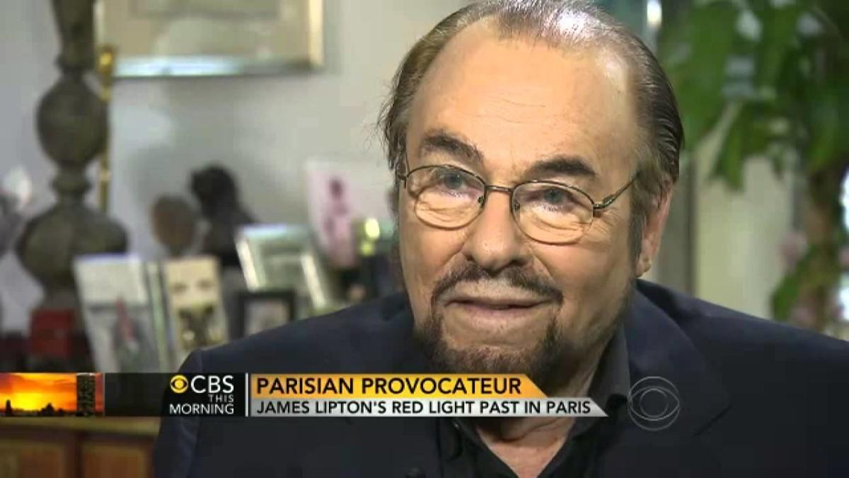 "Daylightpeople.com James Lipton says he was not a ""pimp"" in Paris"