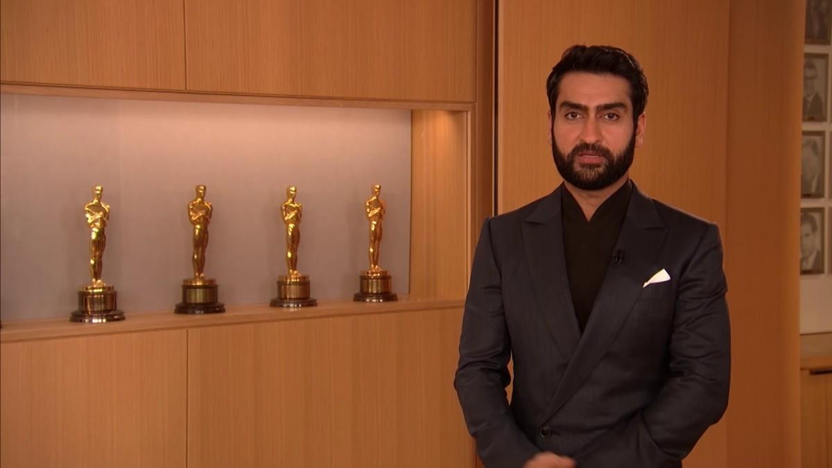 Daylightpeople.com I Watch The Oscars: Kumail Nanjiani