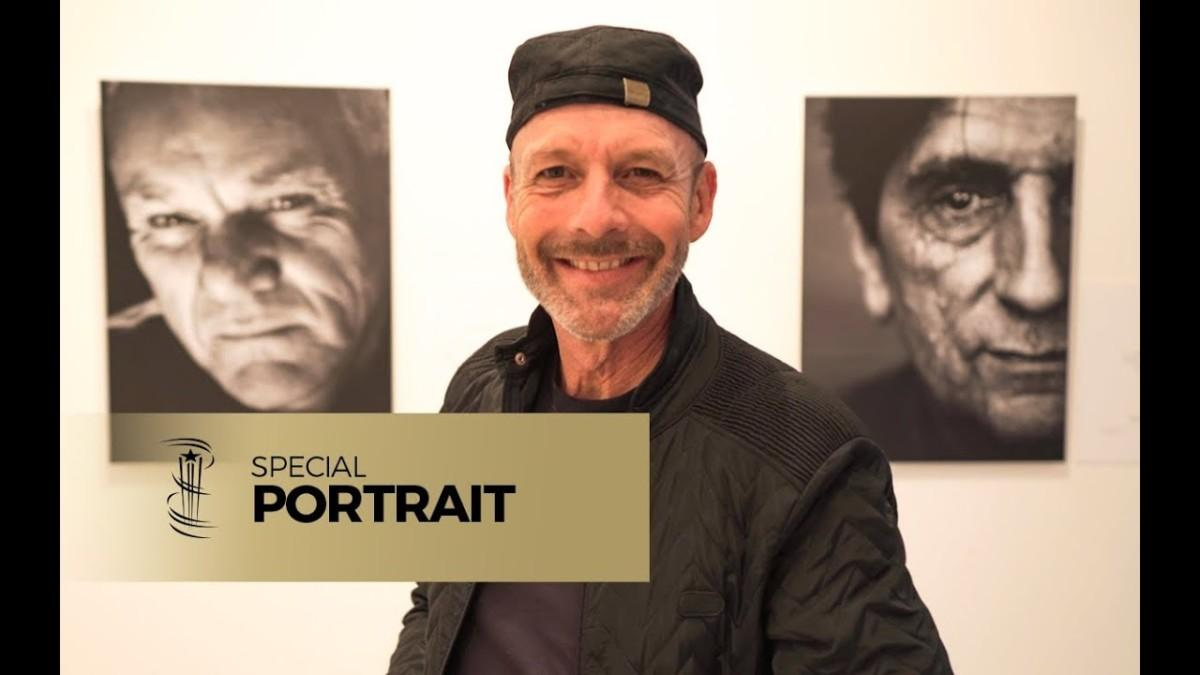 Daylightpeople.com Portrait du photographe Richard Wright