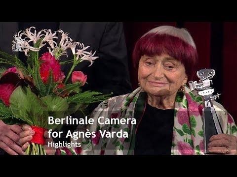 Daylightpeople.com Berlinale Camera for Agnès Varda | Berlinale 2019
