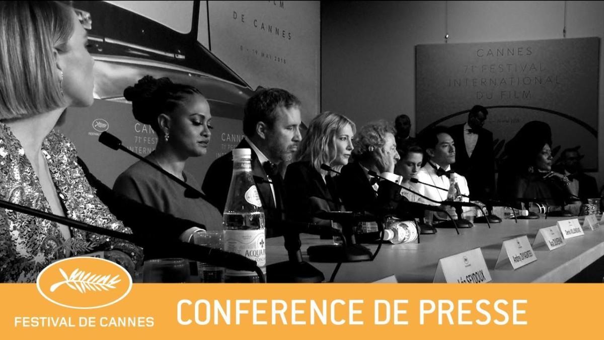 Daylightpeople.com JURY - Cannes 2018 - Conférence de Presse clôture - VF
