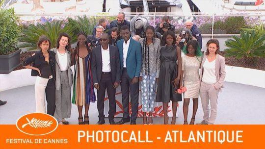 Daylightpeople.com ATLANTIQUE - Photocall - Cannes 2019 - EV