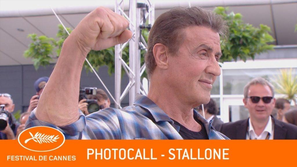 Daylightpeople.com SYLVERSTER STALLONE - Photocall - Cannes 2019 - VF