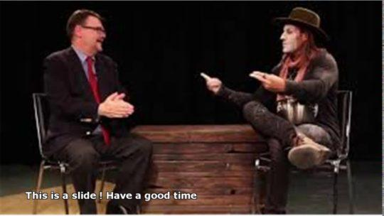 Daylightpeople.com johnny depp inside the actors studio