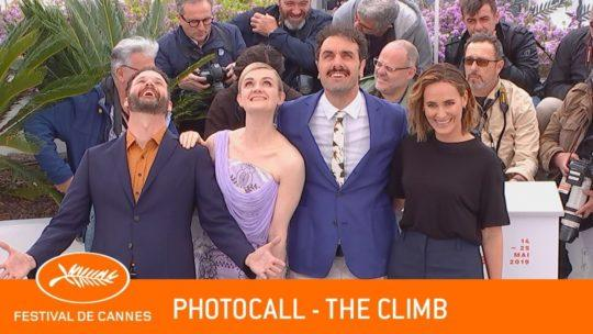 Daylightpeople.com THE CLIMB - Photocall - Cannes 2019 - VF
