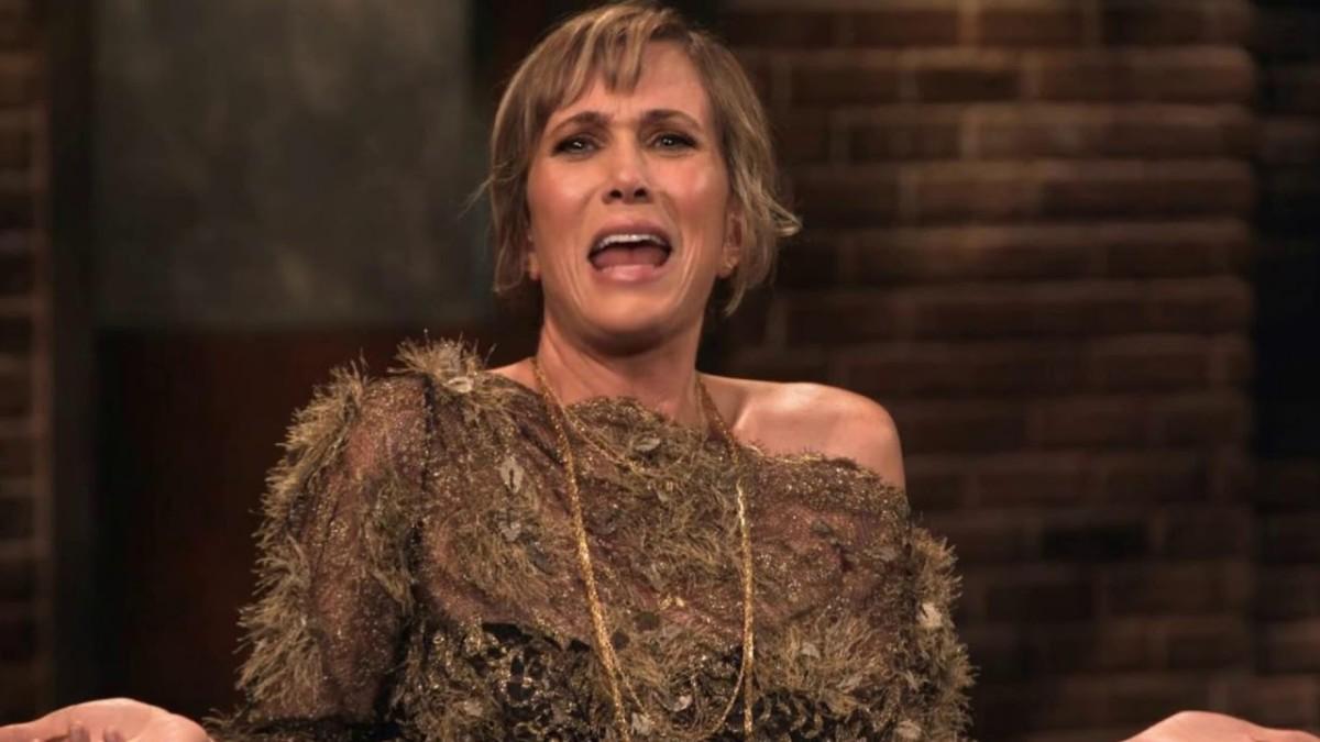 Daylightpeople.com Kristen Wiig Channels 'SNL' Character 'Aunt Linda' On 'Inside The Actors Studio'