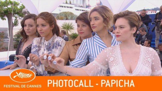 Daylightpeople.com PAPICHA - Photocall - Cannes 2019 - VF