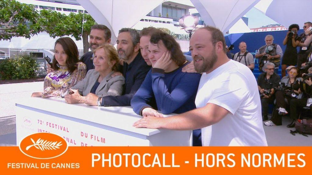 Daylightpeople.com HORS NORMES - Photocall - Cannes 2019 - EV