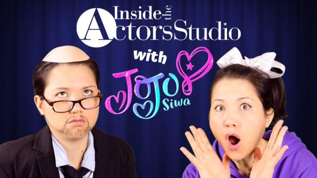 Daylightpeople.com INSIDE THE ACTORS STUDIO with JOJO SIWA | PARODY