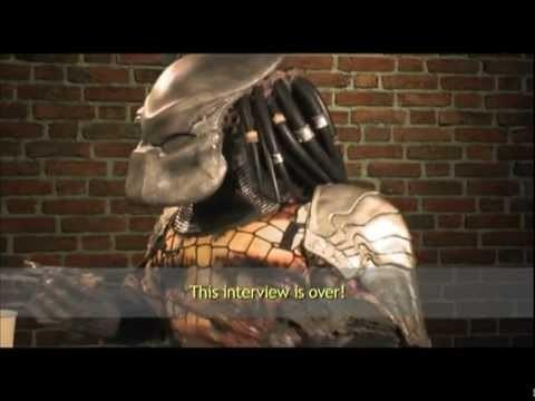 Daylightpeople.com Inside the Actors Studio: Predator