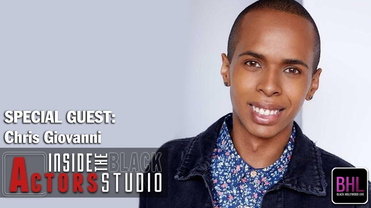 Daylightpeople.com Chris Giovanni's Acting Secrets & How To Be Successful - Inside The Black Actor Studio