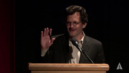 "Daylightpeople.com ""Dodsworth"": Ben Mankiewicz honors Robert Osborne"