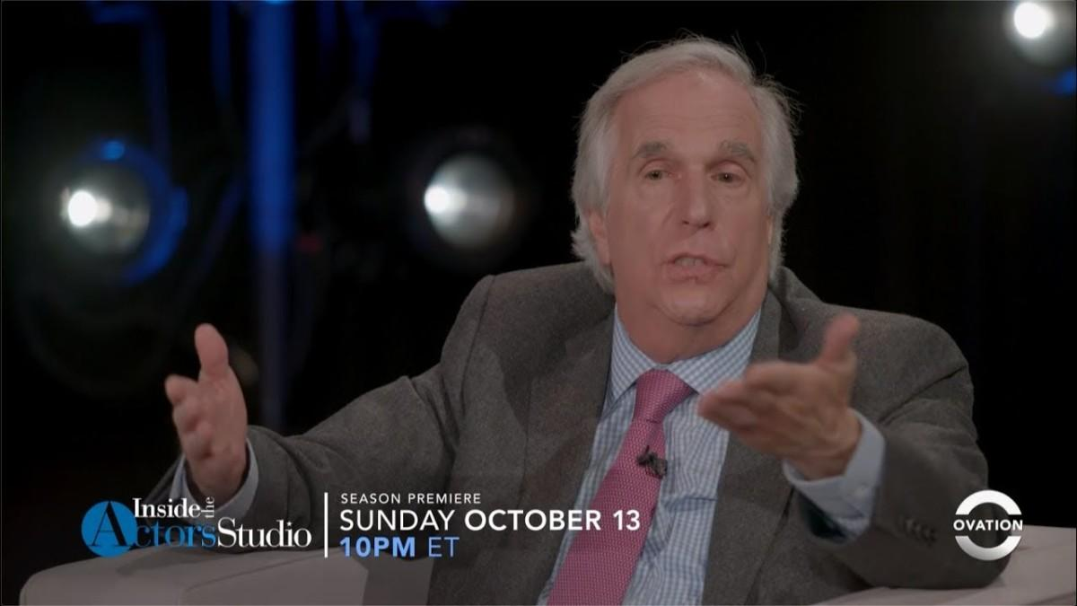 Daylightpeople.com Henry Winkler - Inside the Actors Studio