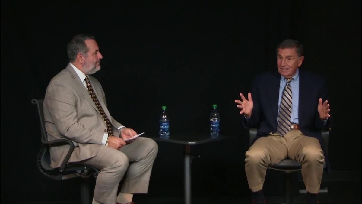 """Daylightpeople.com """"Inside the Actor's Studio"""" 2017 Myers Lecture by Dr. Louis J. Catania"""