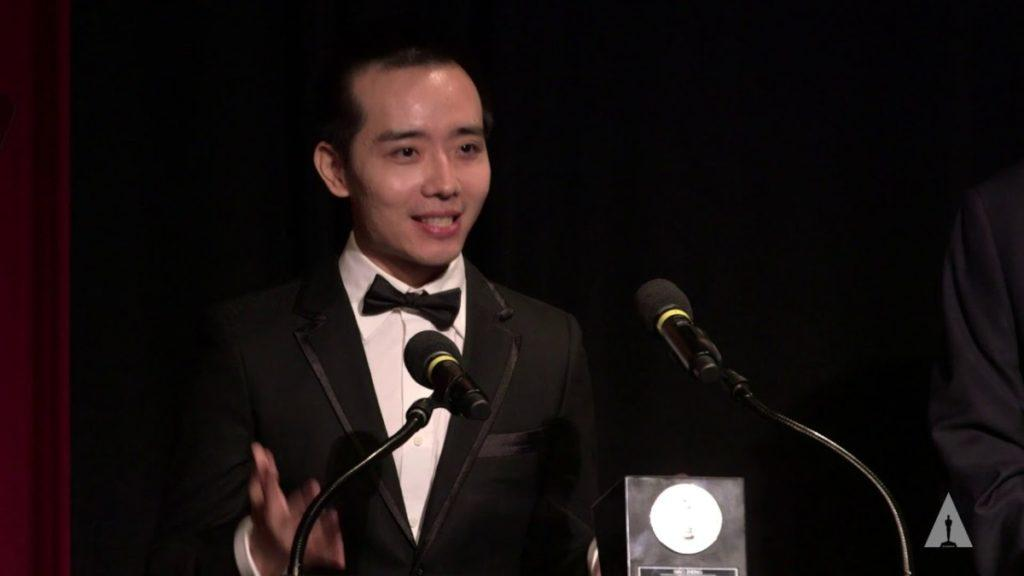Daylightpeople.com 2019 Student Academy Awards: Hao Zheng - Narrative Silver Medal