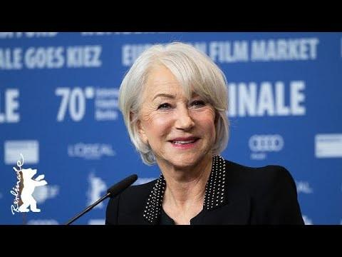 Daylightpeople.com Helen Mirren | Press Conference Highlights | Berlinale Hommage and Honorary Golden Bear 2020
