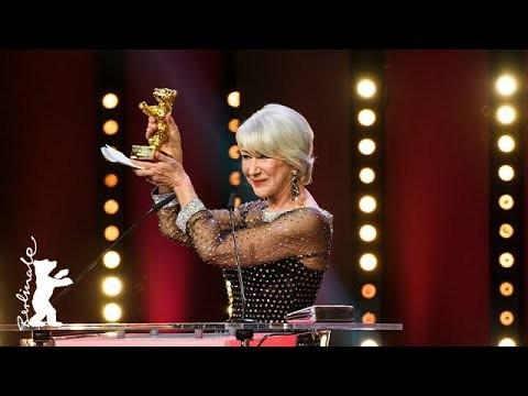 Daylightpeople.com Honorary Golden Bear Helen Mirren Gala Highlights | Berlinale 2020