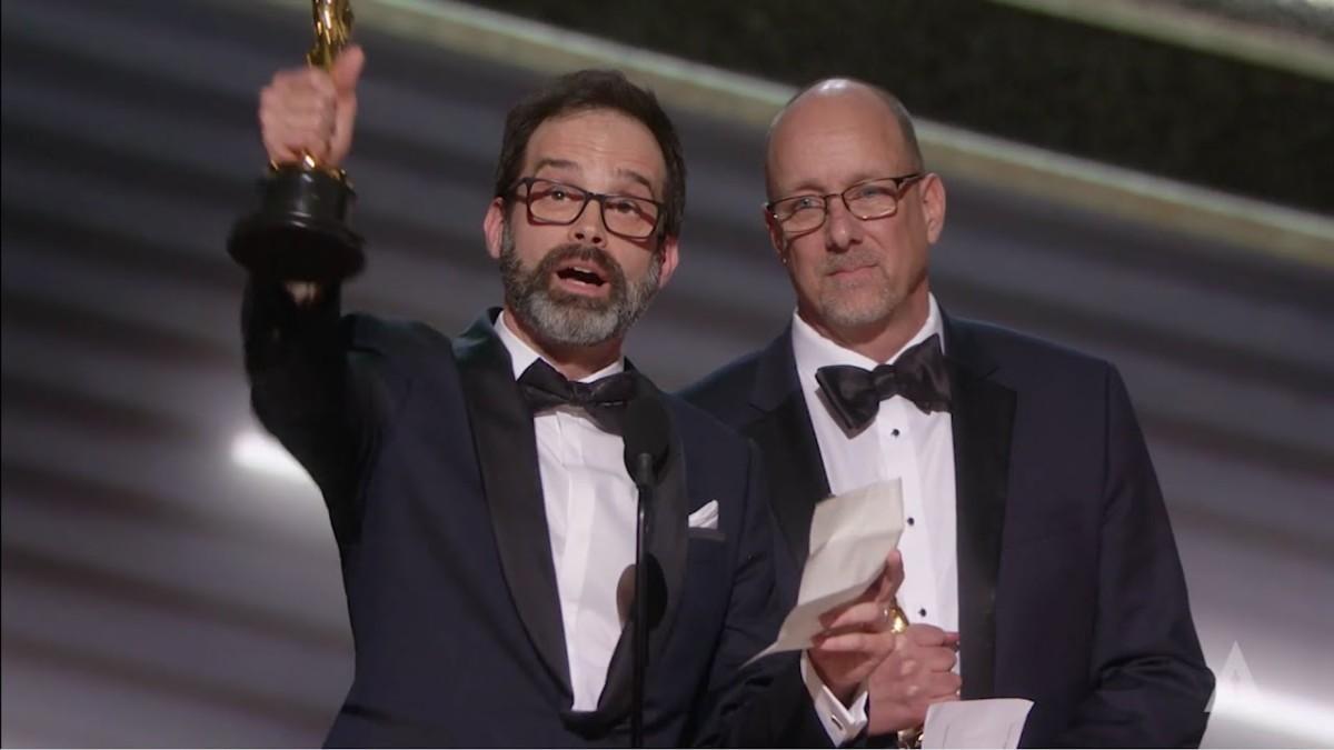 "Daylightpeople.com ""Ford v Ferrari"" wins Best Film Editing"