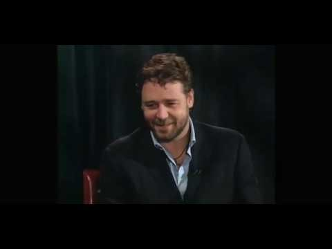 Daylightpeople.com Russell Crowe inside the actors studio full episode