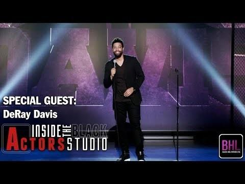 Daylightpeople.com Inside The Black Actors Studio: Wild N' Out with DeRay Davis & his journey to success.