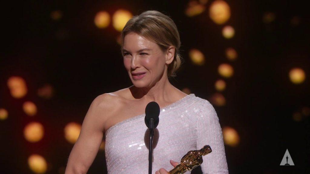 Daylightpeople.com Renée Zellweger wins Best Actress