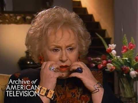 Daylightpeople.com Doris Roberts on studying at The Actors Studio with Marilyn Monroe and others