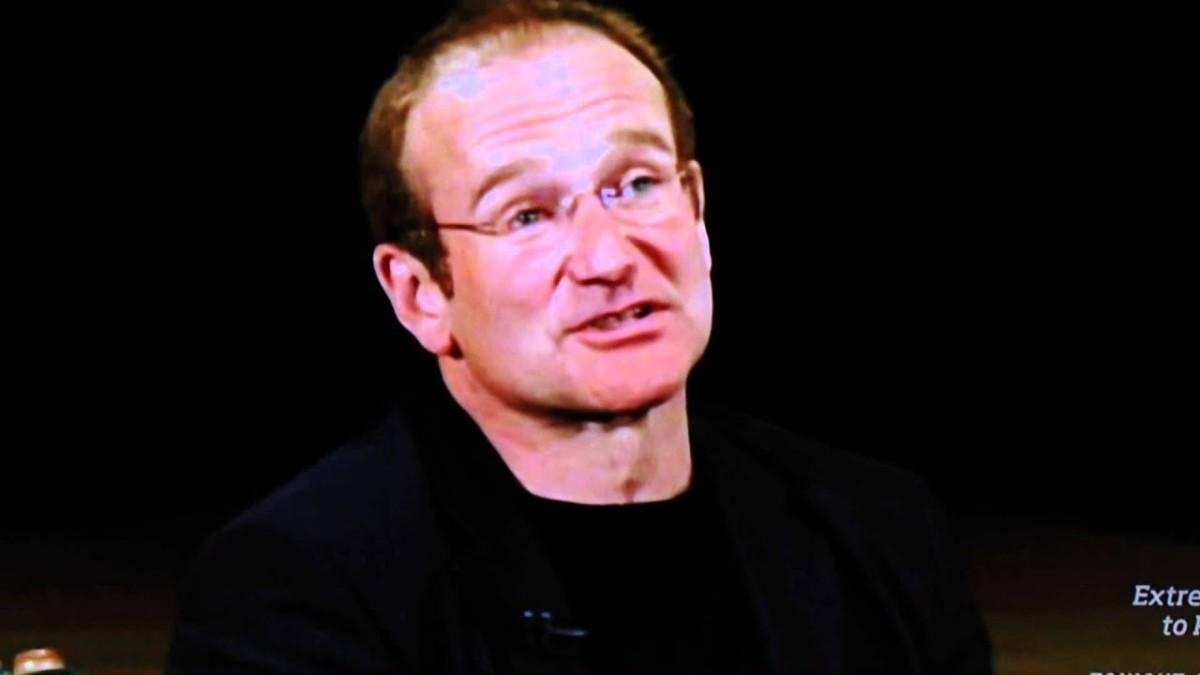 Daylightpeople.com Robin Williams with James Lipton