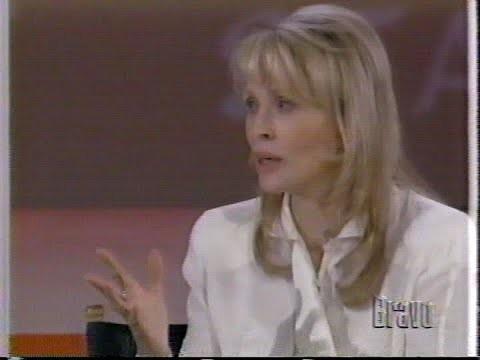 Daylightpeople.com Faye Dunaway Acting Seminar 1995 talks Mommie Dearest Bonnie Condor Network interview